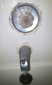 Old Tub fixtures